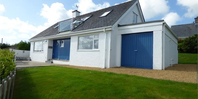 Asking Price £499,000, 4 Bedroom Detached Bungalow For Sale in Abersoch, LL53