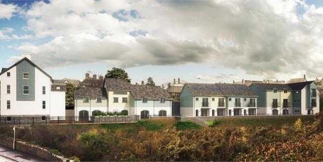 £299,500, 2 Bedroom Mews House For Sale in Pen Y Bont By The River Side, LL53