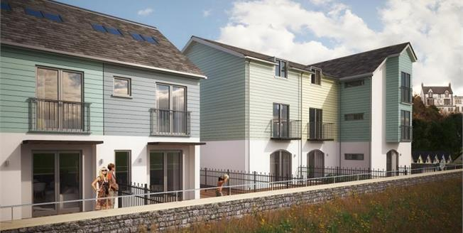 £479,500, 4 Bedroom Mews House For Sale in Pen Y Bont By The River Side, LL53