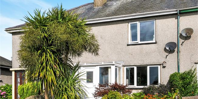 Asking Price £129,000, 3 Bedroom Terraced House For Sale in Mynytho, LL53