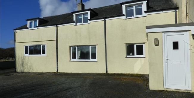 Asking Price £295,000, 4 Bedroom Semi Detached House For Sale in Mynytho, LL53