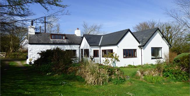 Asking Price £470,000, For Sale in Mynytho, LL53