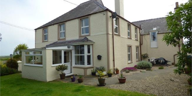 Asking Price £275,000, 4 Bedroom Semi Detached House For Sale in ., LL53