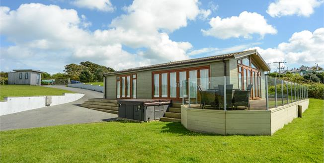 Offers Over £495,000, 2 Bedroom Detached Bungalow For Sale in Bwlchtocyn, LL53