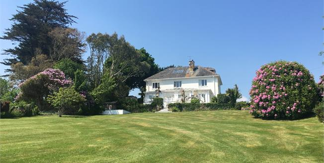 Offers in excess of £1,000,000, 5 Bedroom Detached House For Sale in Llanbedrog, LL53