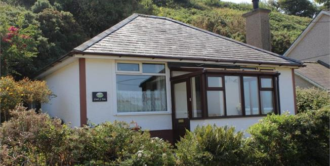 £260,000, 2 Bedroom Detached Bungalow For Sale in Llanengan, LL53