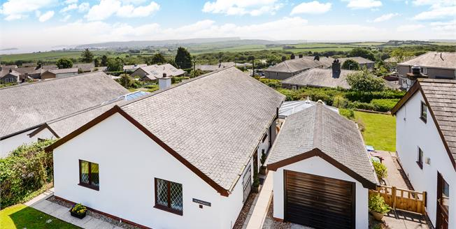 Asking Price £315,000, 3 Bedroom Detached Bungalow For Sale in Mynytho, LL53