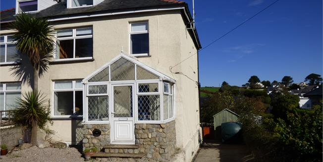 Asking Price £399,000, 5 Bedroom Semi Detached House For Sale in Abersoch, LL53