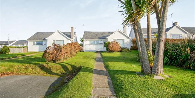 Asking Price £325,000, 2 Bedroom Detached Bungalow For Sale in Abersoch, LL53