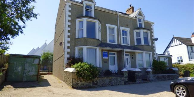 £435,000, 5 Bedroom Semi Detached House For Sale in Gwynedd, LL53