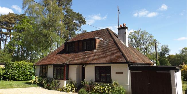 Offers in excess of £600,000, 4 Bedroom Detached Bungalow For Sale in Storrington, RH20