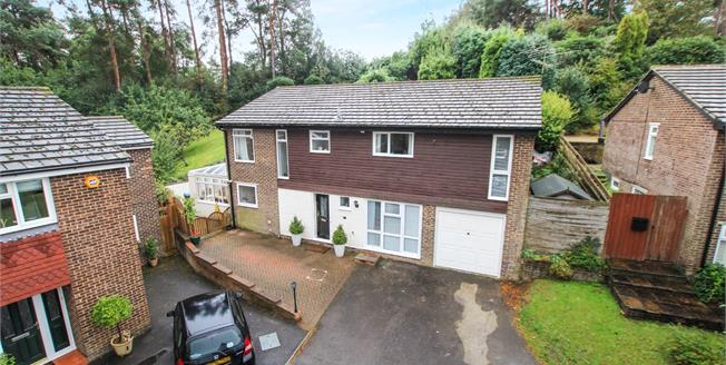Offers in the region of £625,000, 4 Bedroom Detached House For Sale in Storrington, RH20