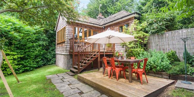 Asking Price £385,000, 2 Bedroom Semi Detached Bungalow For Sale in Storrington, RH20