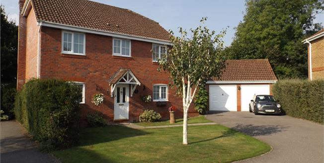 Asking Price £560,000, 4 Bedroom Detached House For Sale in Ashington, RH20