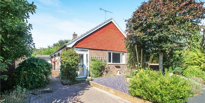 Asking Price £425,000, 3 Bedroom Detached Bungalow For Sale in Bramber, BN44