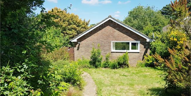 Asking Price £275,000, 3 Bedroom Detached Bungalow For Sale in Pulborough, RH20