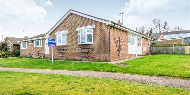 Asking Price £400,000, 2 Bedroom Link Detached House Bungalow For Sale in West Chiltington, RH20