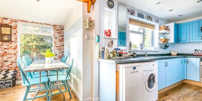 Guide Price £300,000, 3 Bedroom End of Terrace House For Sale in Storrington, RH20