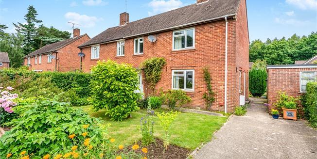 Asking Price £325,000, 3 Bedroom Semi Detached House For Sale in Storrington, RH20